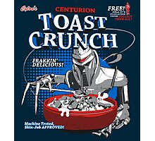 Centurion Toast Crunch Photographic Print