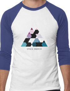 Mountain King - Grey Tee Men's Baseball ¾ T-Shirt