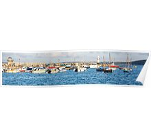 panorama, st ives Poster