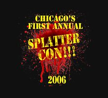Splatter Con!!! Unisex T-Shirt
