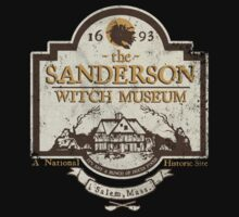 The Sanderson Witch Museum by DCVisualArts