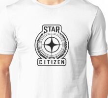 Star Citizen - BLACK Unisex T-Shirt