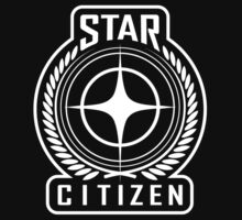 Star Citizen - White Kids Clothes