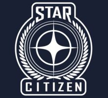 Star Citizen - White Kids Tee