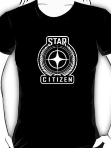 Star Citizen - White T-Shirt