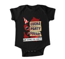 Lucha Party Squad! One Piece - Short Sleeve