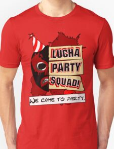 Lucha Party Squad! T-Shirt