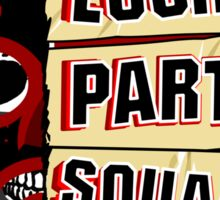Lucha Party Squad! Sticker
