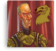 Tywinn Lannister  Canvas Print