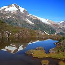 Glaciers and tarns II by zumi