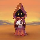 Jawa Hobby!  by Anthony Mata