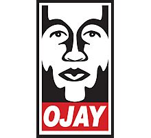 OBEY OJAY Photographic Print