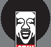 OBEY OTAY by macplenty