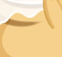 Cinnamon Bun Sticker