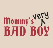 Mommy's VERY bad Boy! naughty child design by jazzydevil