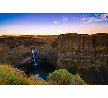 Palouse Falls, Washington Photographic Print