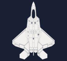 Lockheed Martin F-22 Raptor by zoidberg69