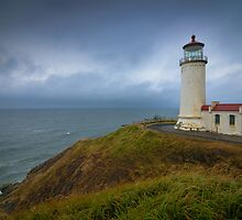 North Head Lighthouse by John Klassen