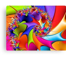 Embrace the Rainbow Canvas Print