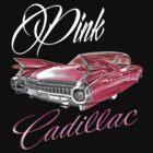 Pink Cadillac T-Shirt design by John Harding