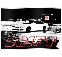 Dynamic Drift Poster