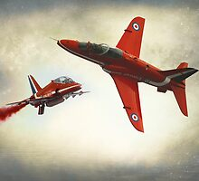 """Red Arrows"" by peaky40"