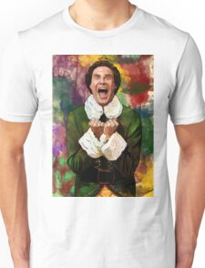 Elf - SANTA'S COMING! Unisex T-Shirt