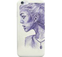 Monday Blues iPhone Case/Skin