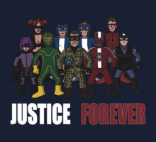 Justice Forever by jasesa