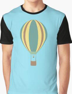 Colourful hot air balloon Graphic T-Shirt
