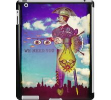 We need YOU! iPad Case/Skin