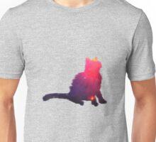 Serene Kitty Unisex T-Shirt