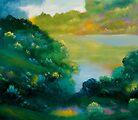 September Woods by David Snider