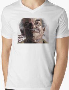 Ding Ding Ding Mens V-Neck T-Shirt