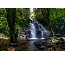 Earthly Paradise Photographic Print