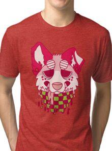 """Melting"" T-shirt Tri-blend T-Shirt"