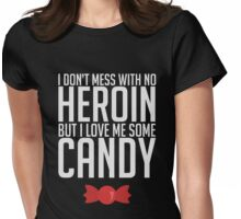Some Candy Womens Fitted T-Shirt