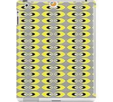 Yellow style iPad Case/Skin