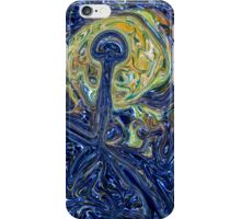 Liquid Abstract  iPhone Case/Skin