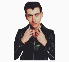 Alex Turner Leather by znojc