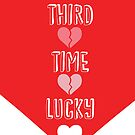 Third Time Lucky by jessicadyer