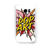 Comic Book POP ART! Samsung Galaxy Case/Skin