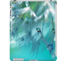 Turquoise Dandy Delight iPad Case/Skin