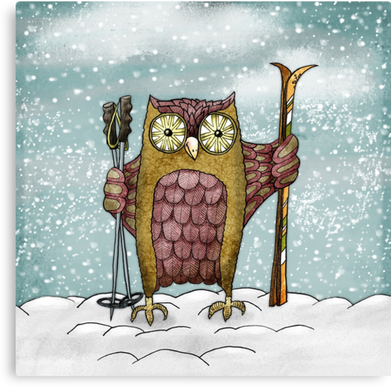 Owl by Rencha