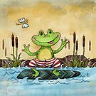 Froggie by Rencha