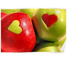 Fruit d'amour Poster