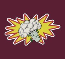 Captain Cauliflower by Tim Topping