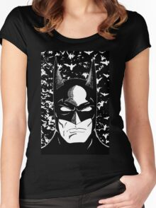 World's Greatest Detective Women's Fitted Scoop T-Shirt