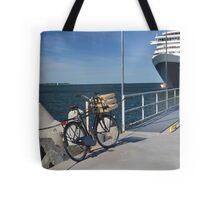Estonia-transportation Tote Bag