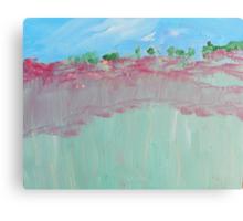 Toward the Canyonlands Canvas Print